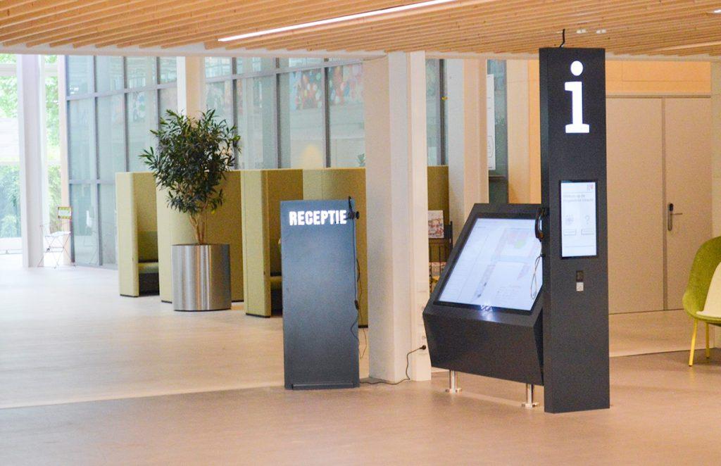 Hogeschool Utrecht, Webinar Digitale Receptie