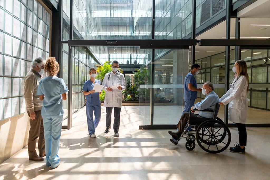 Nieuwe balans in patiëntenlogistiek post-corona